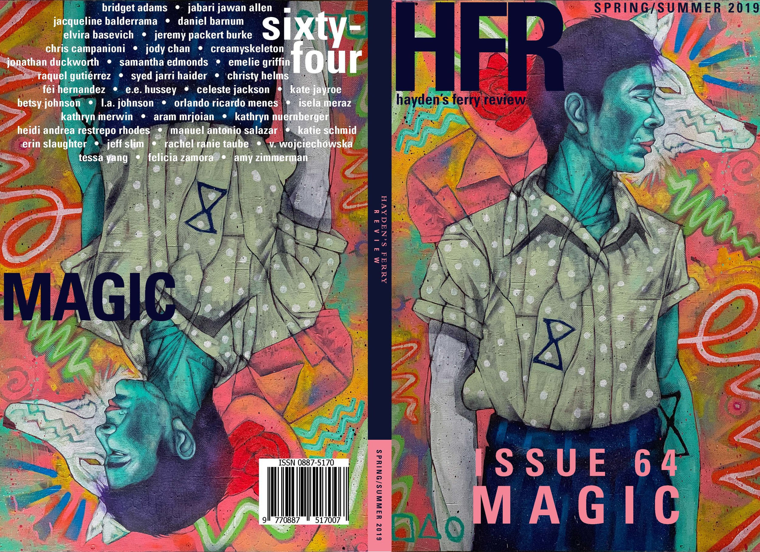 Issue 64: The Magic Issue - $13