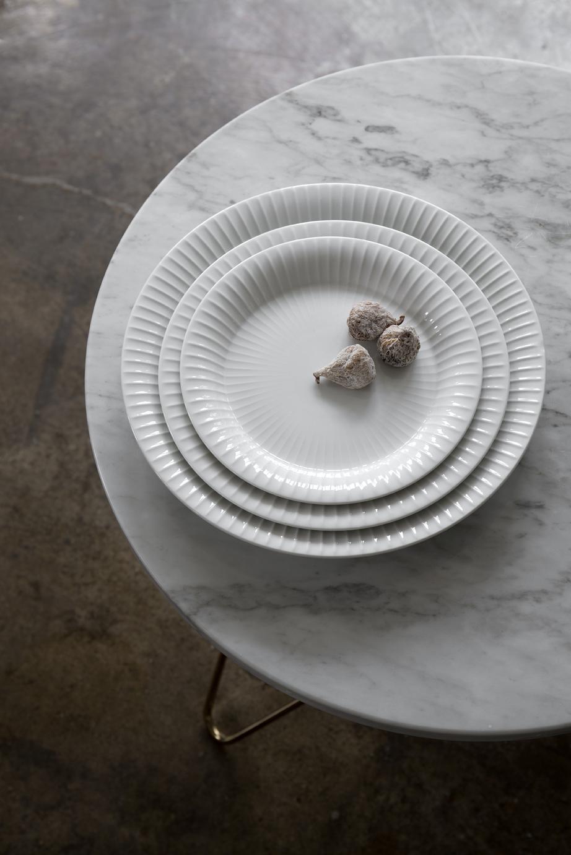 Hammershøi Plates 270mm, 220mm, 190mm