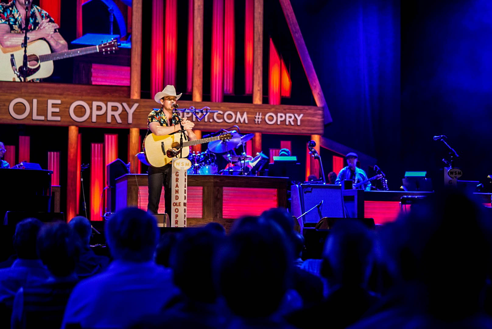 Sam Outlaw Grand Ole Opry May 3 by Sean McGee