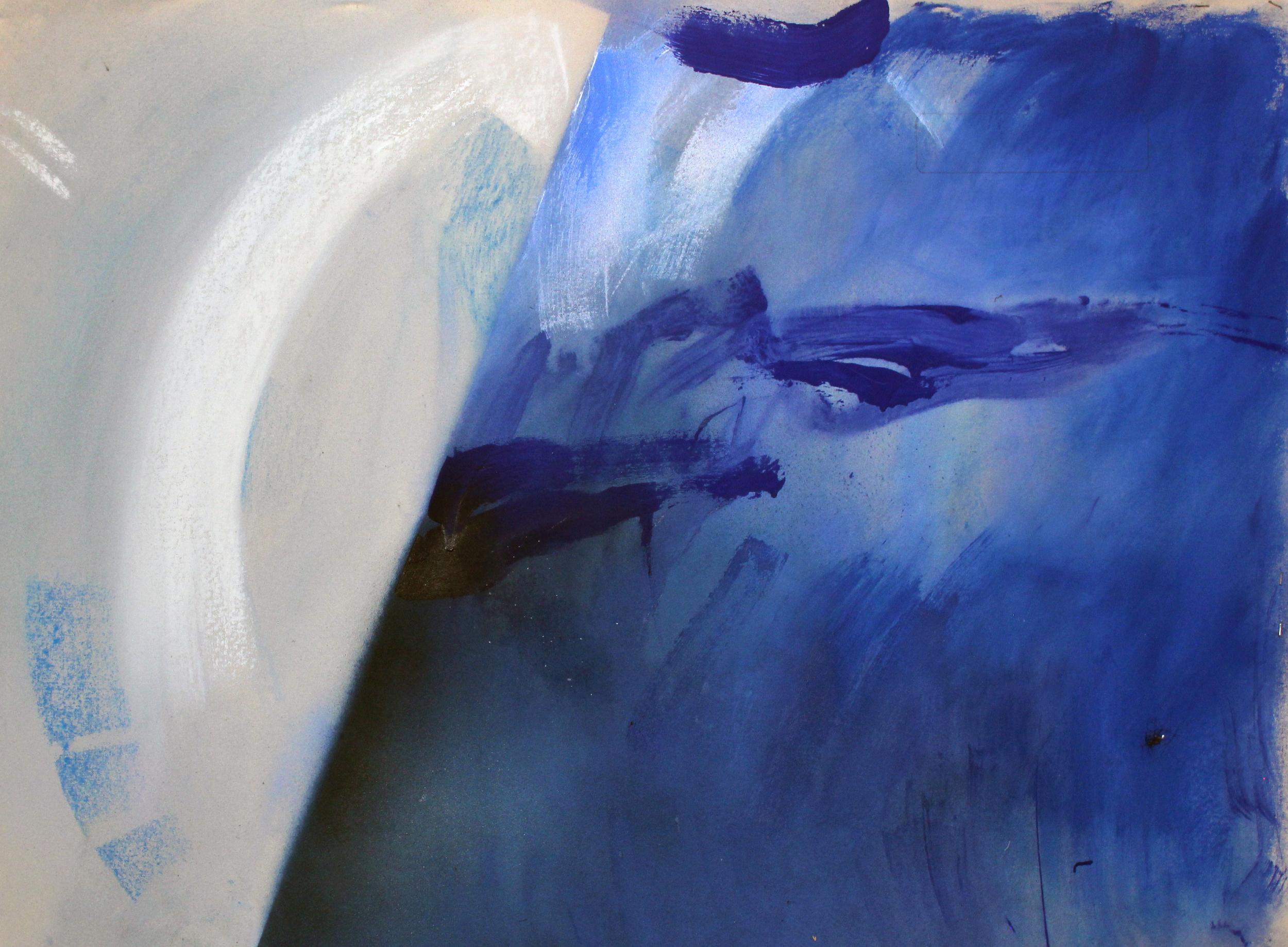 Input 2   32'x45' - Acrylic on canvas