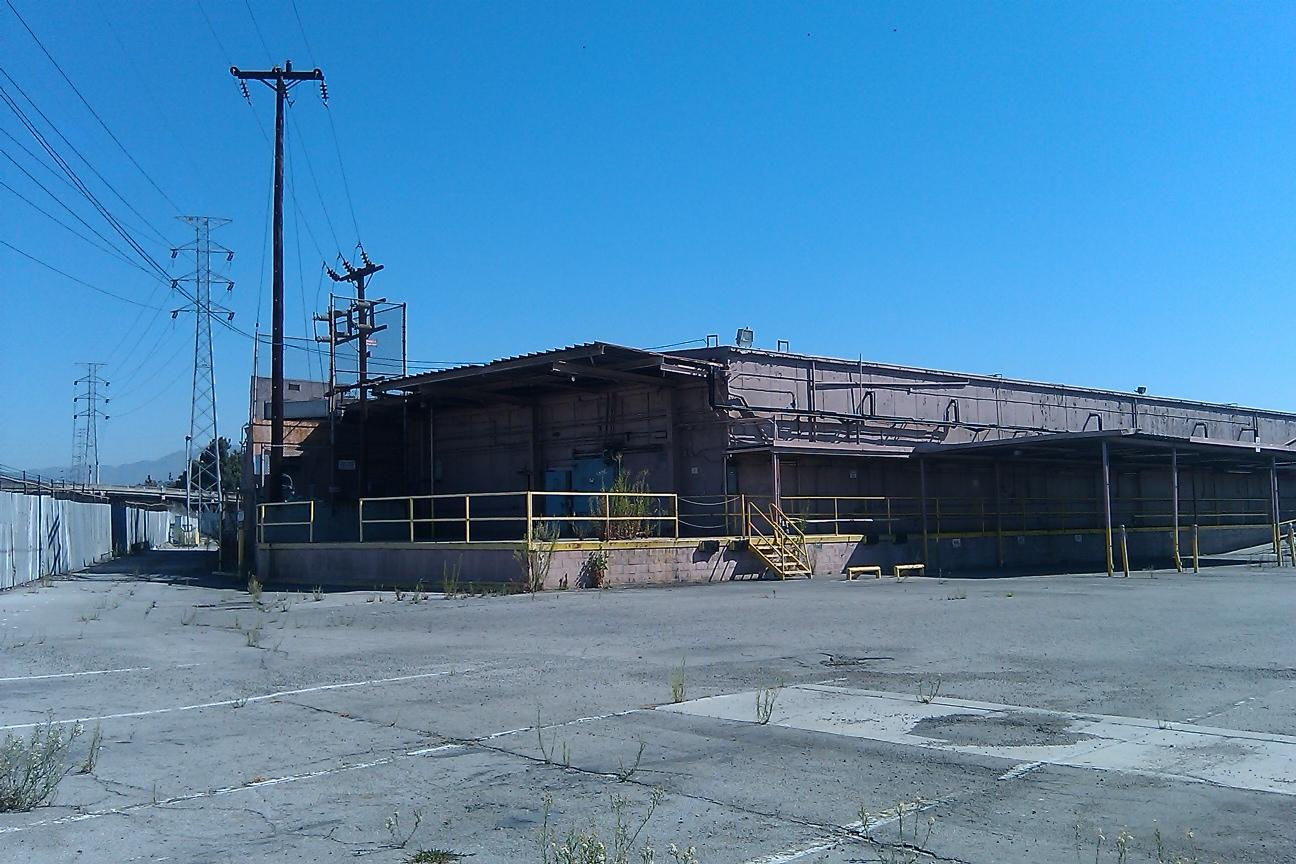 Albion Site Pre-Demolition