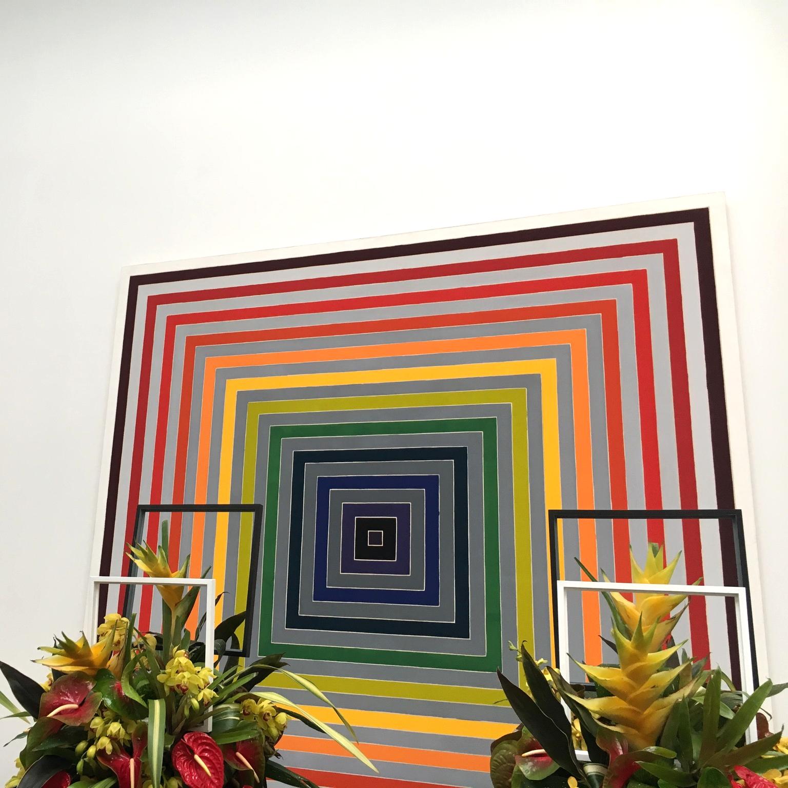 BOUQUETS TO ART: DE YOUNG MUSEUM - APR. 2016