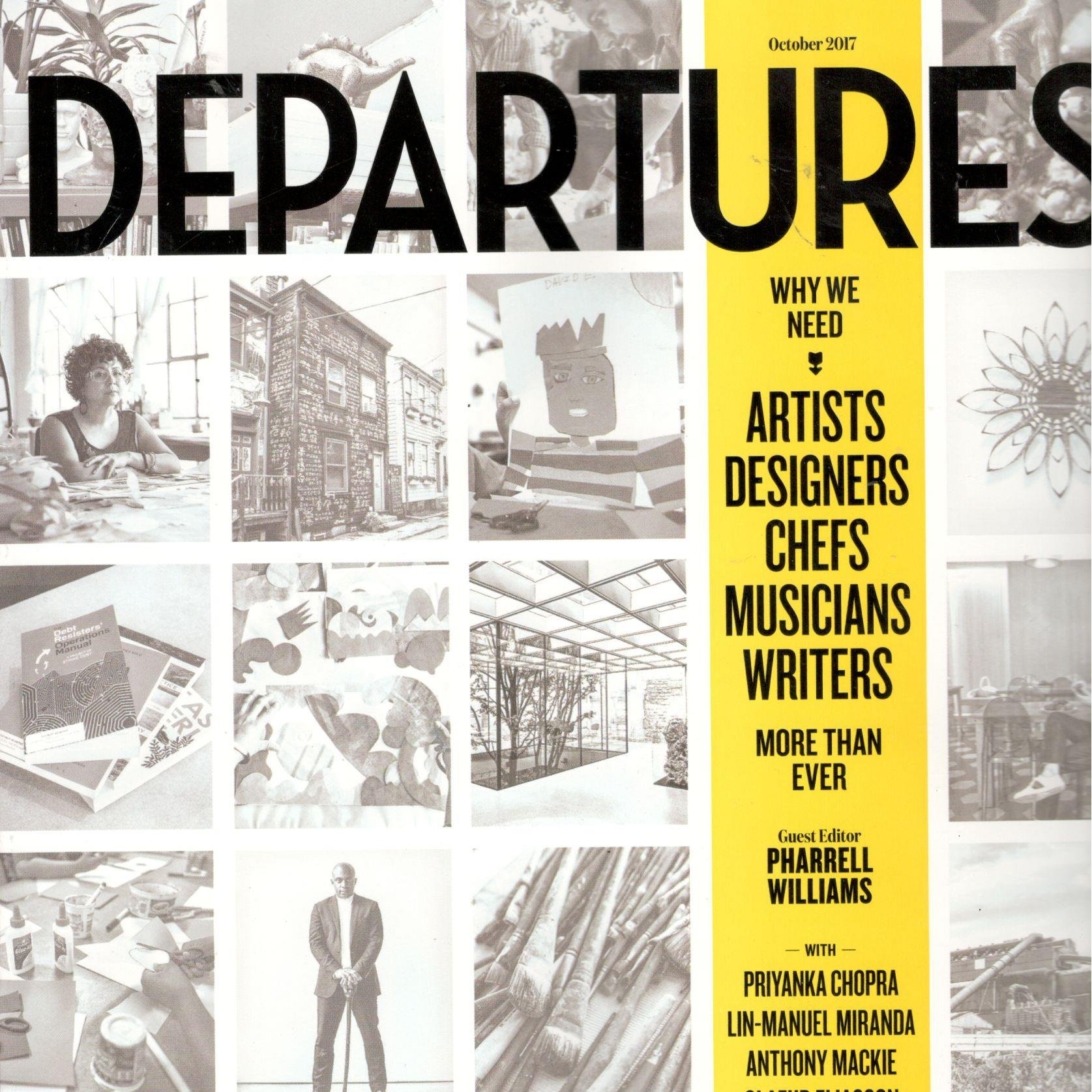 The Most Inspiring Art Cities in America - PRESS | DEPARTURES MAGAZINESeptember 19th, 2017 - Cities across the country are figuring out that by prioritizing the arts, they can transform their communities. These ten are doing it right—and worthy of a visit…READ MORE ▸