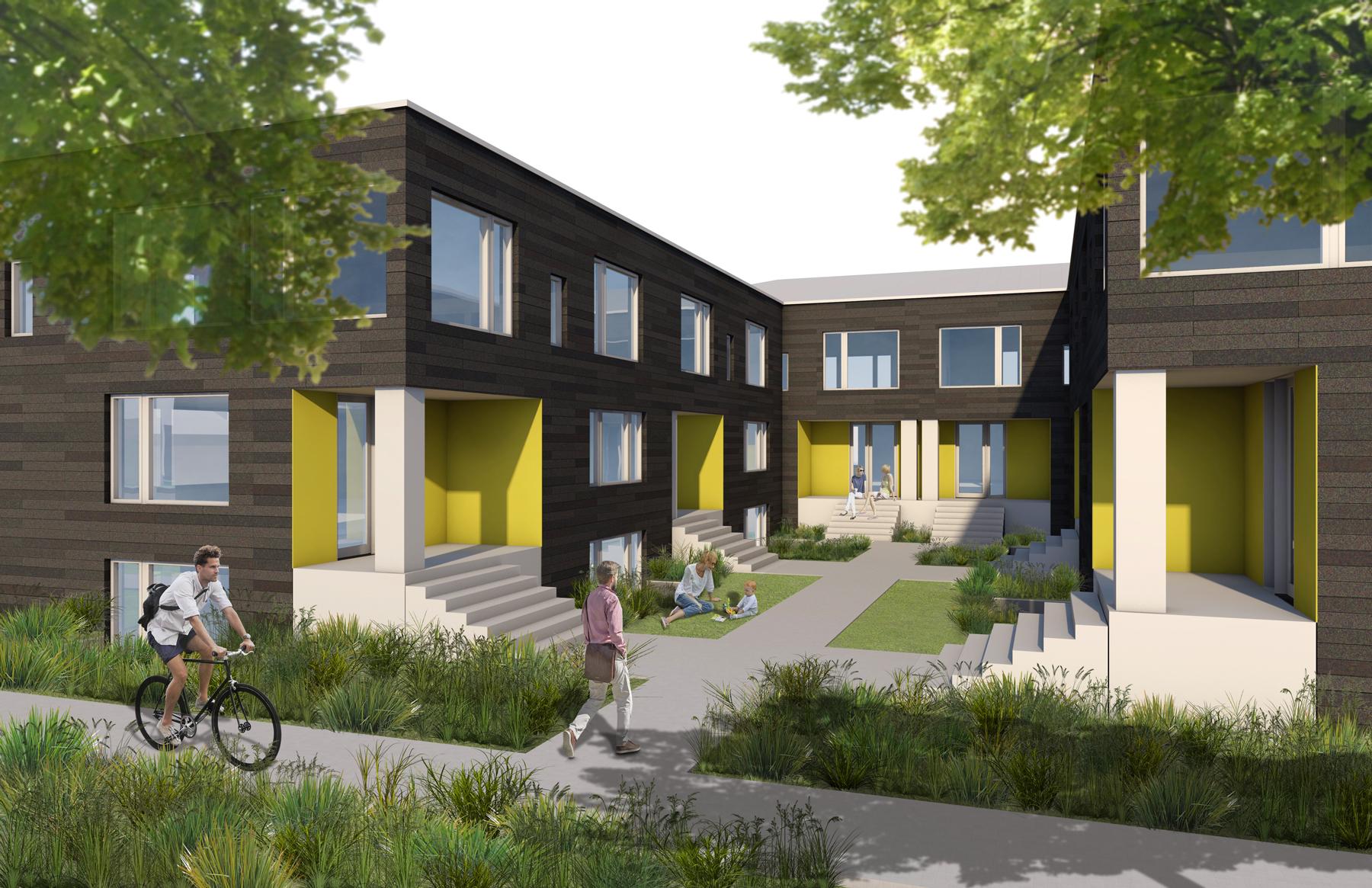 RSLZ will allow courtyard walk-ups!