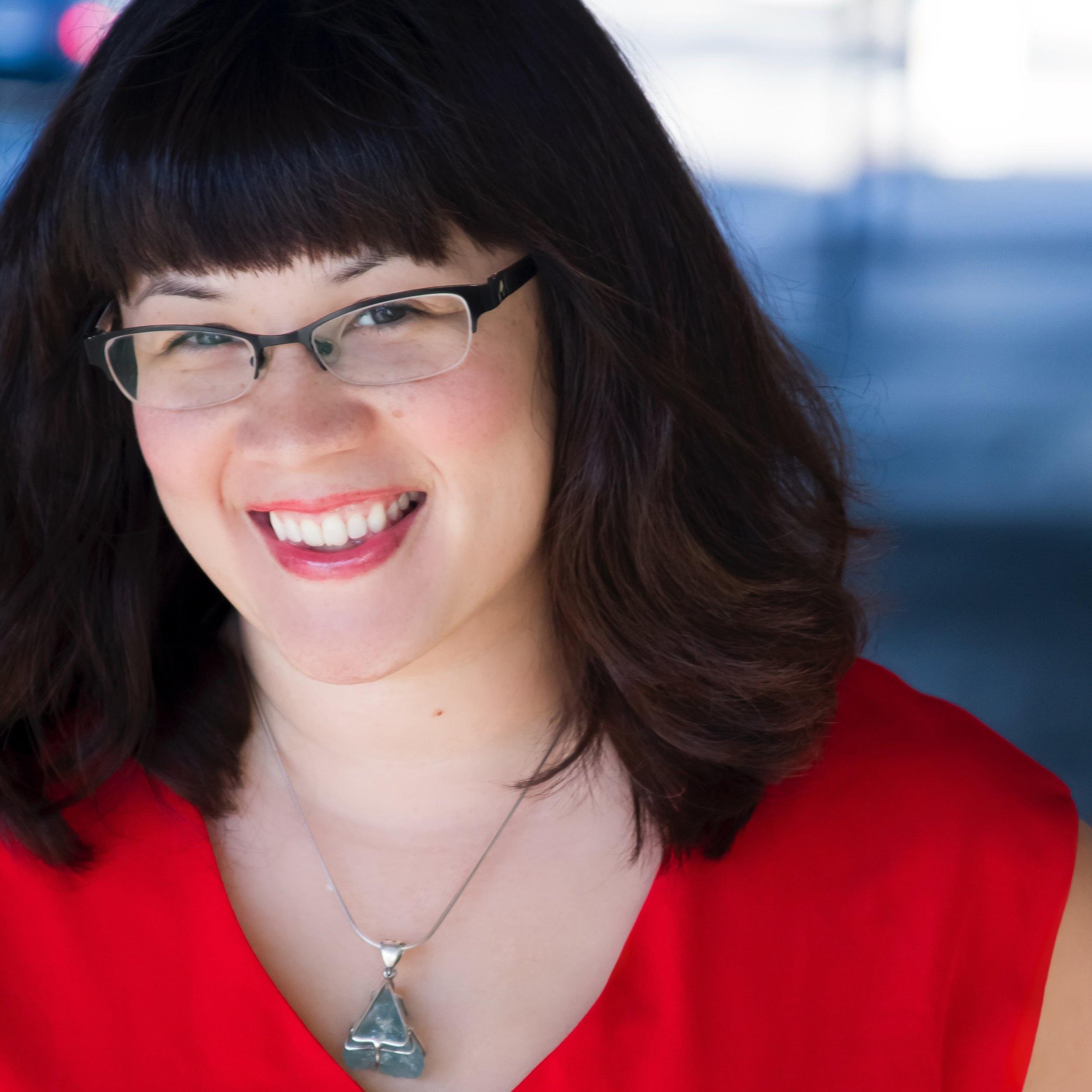 SARAH KUHN - Author/Comic Book Writer