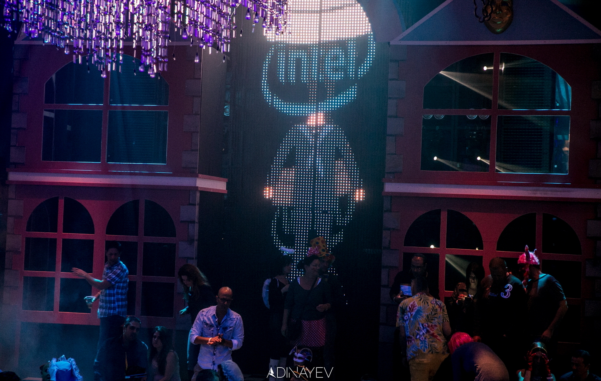 INTEL - COSTUME PARTY