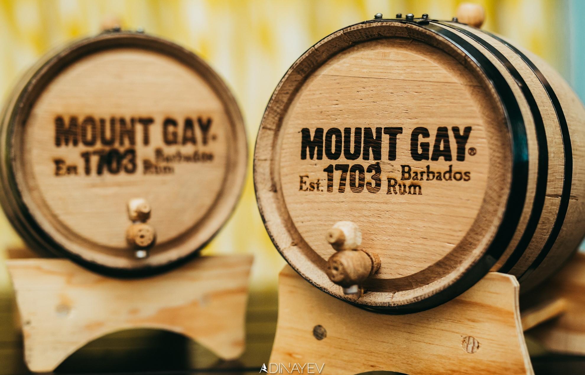 MOUNT GAY | MIAMI 2016