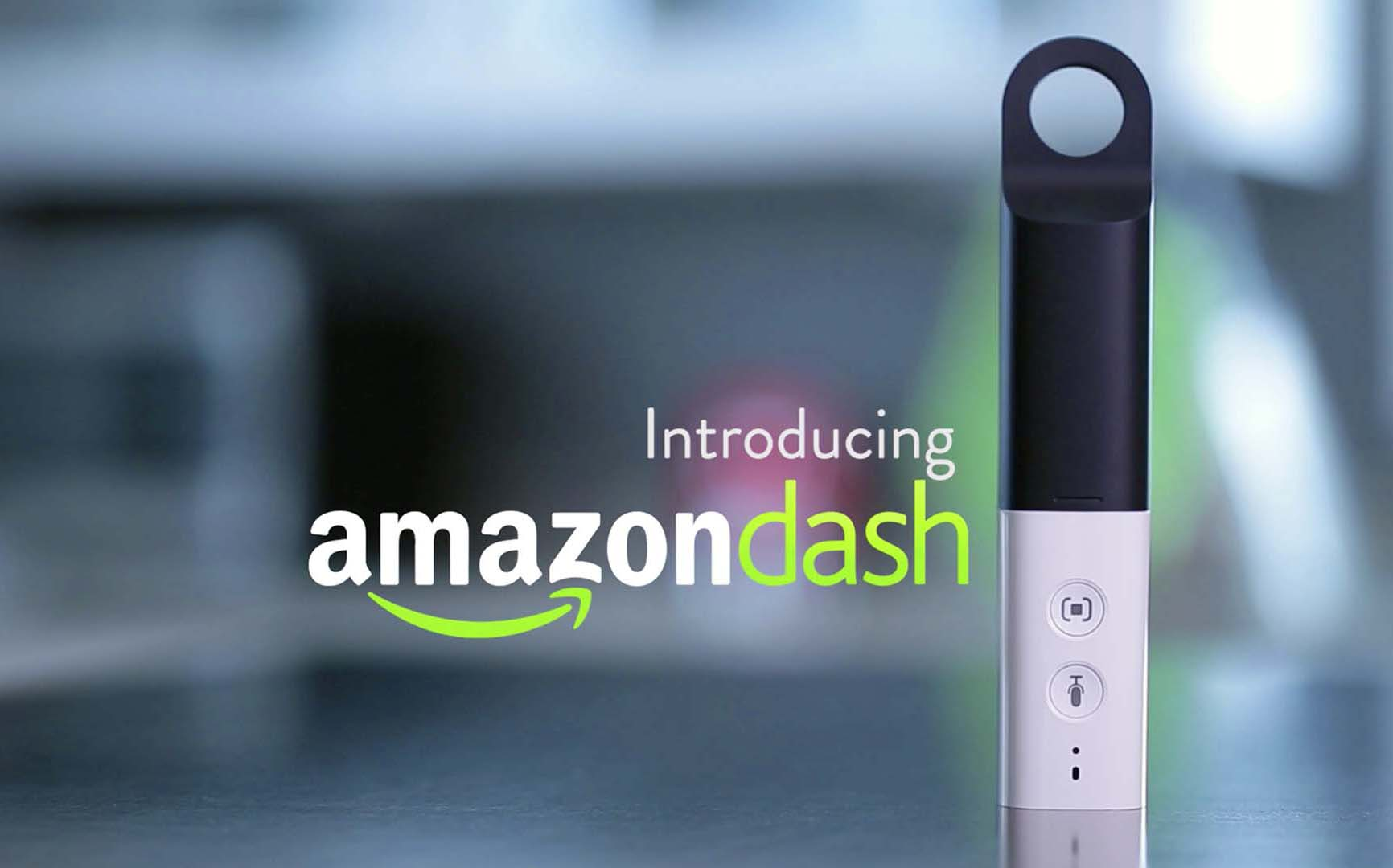 Amazon Dash   View Project