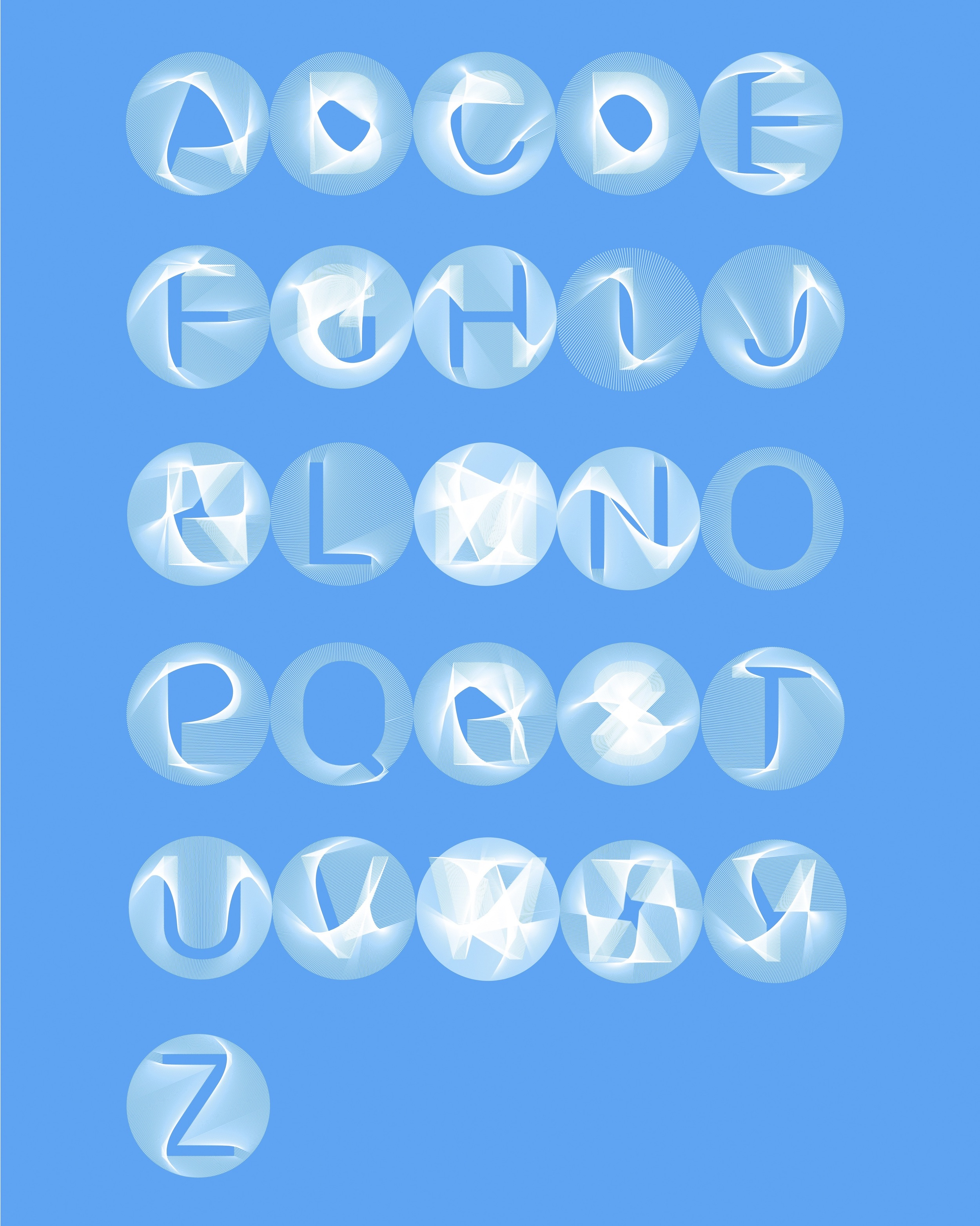 Generative Typography