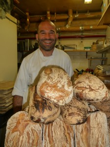 Kamel Saci, a true artisan baker
