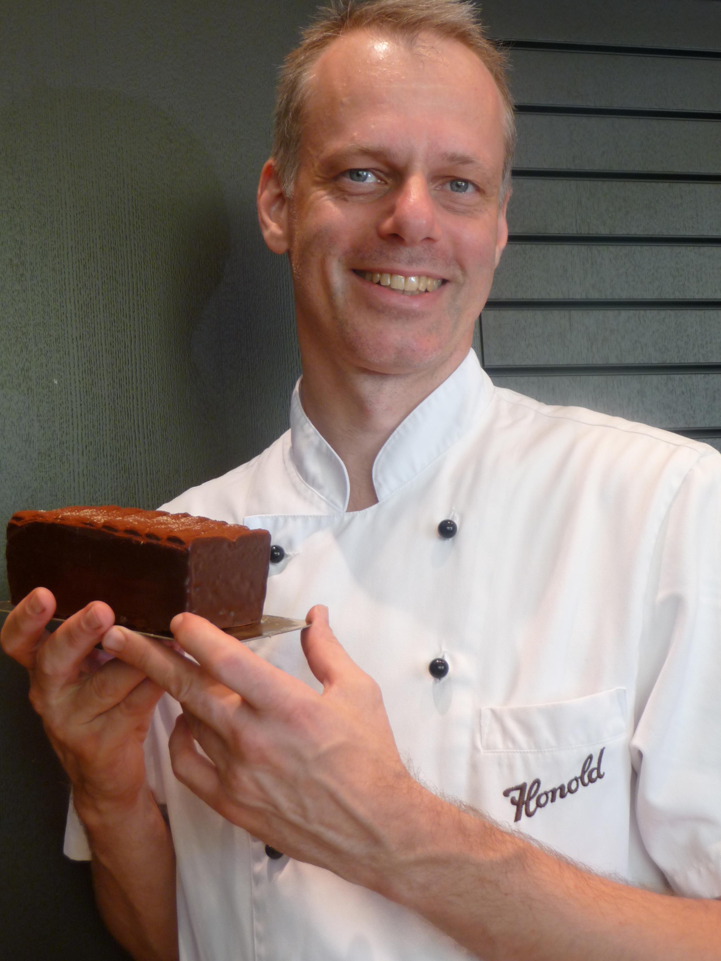 Chef Ivo Jud of Honold