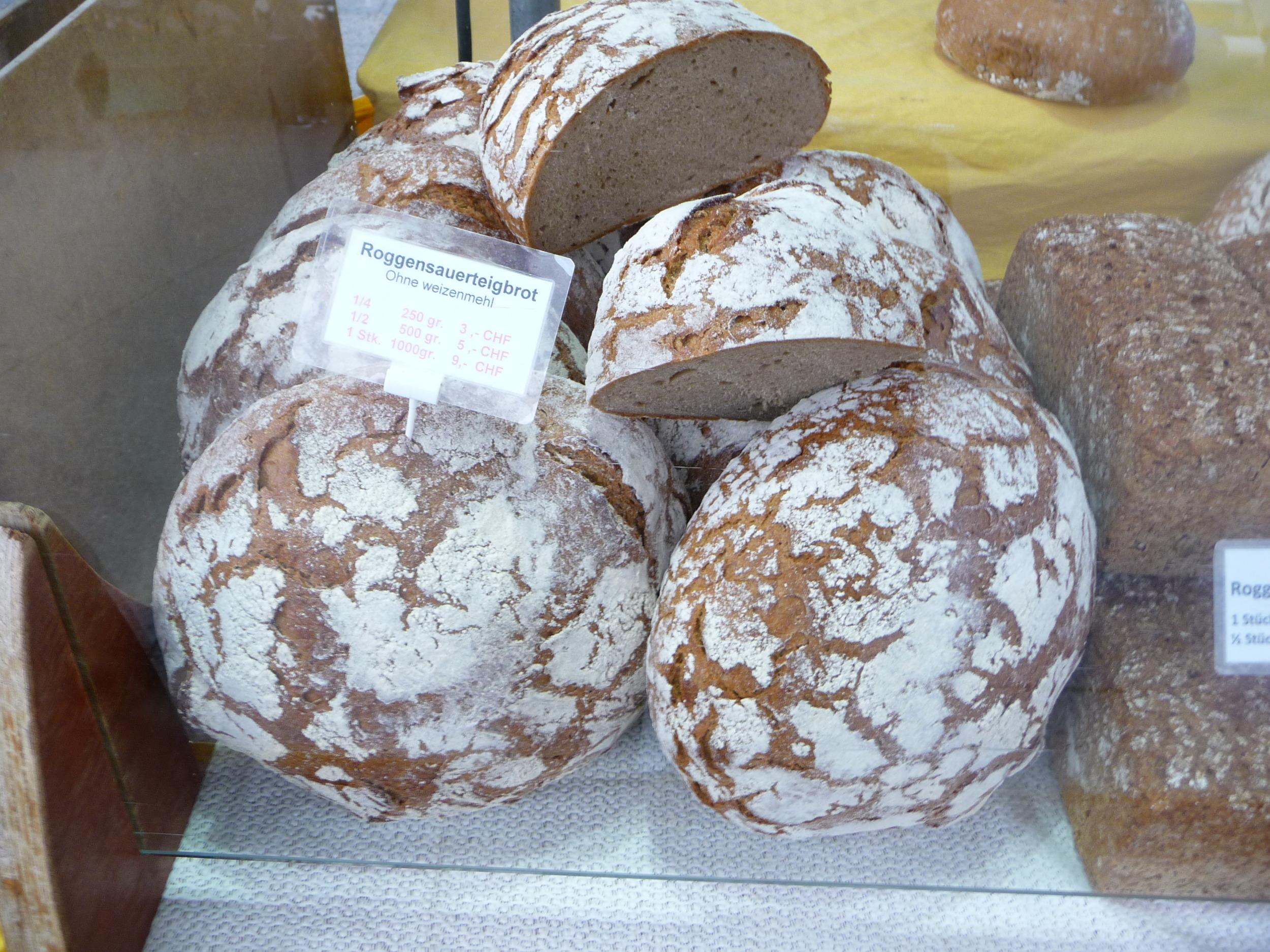 Rye Bread, Rathausbruecke