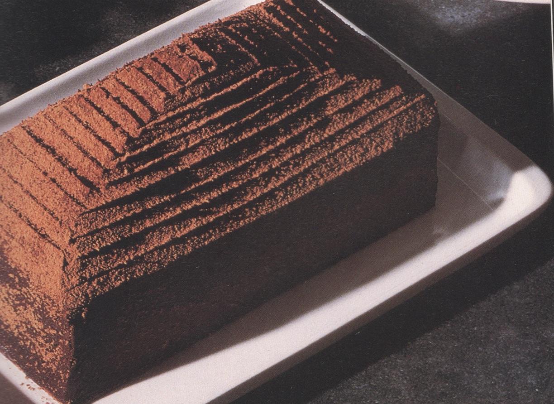 Swiss Chocolate Truffle Cake Nick Malgieri