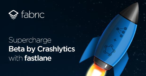 Supercharge beta by Crashlytics with fastlane