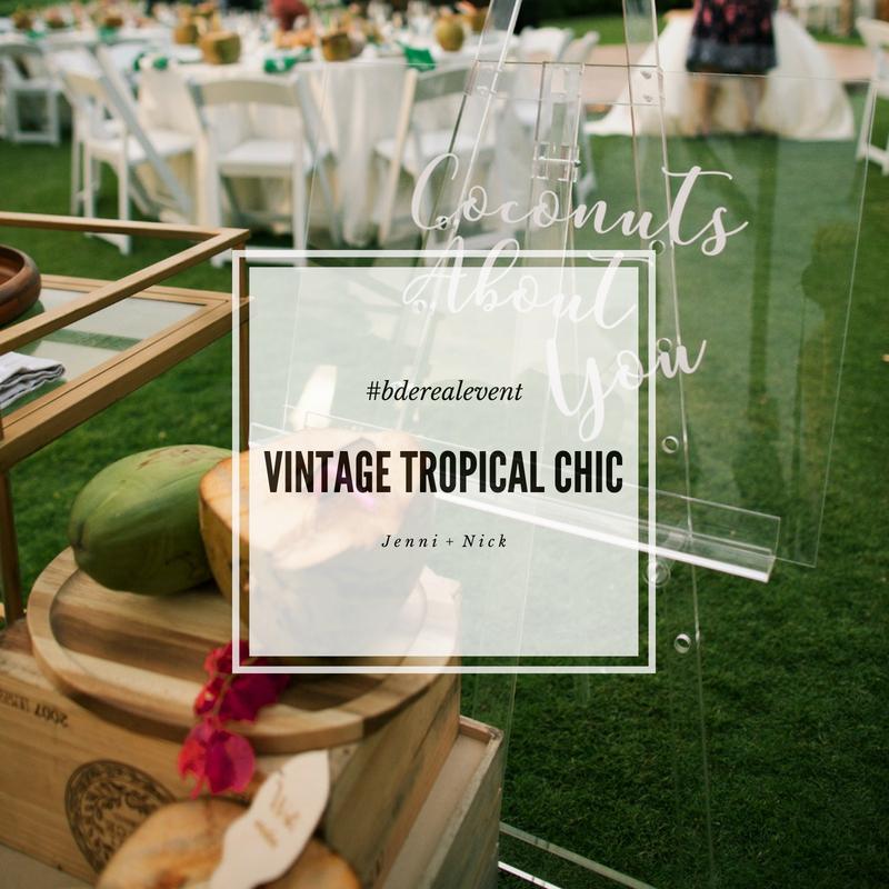 JENNI + NICK - Featured on Wedding Chicks Andaz Maui at Wailea • Maui, Hawaii #bderealeventPhotography by Jessica, Associate for Anna Kim