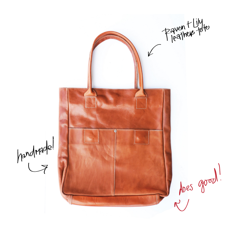 $188  empowers women in ethiopia distressed leather two front pockets