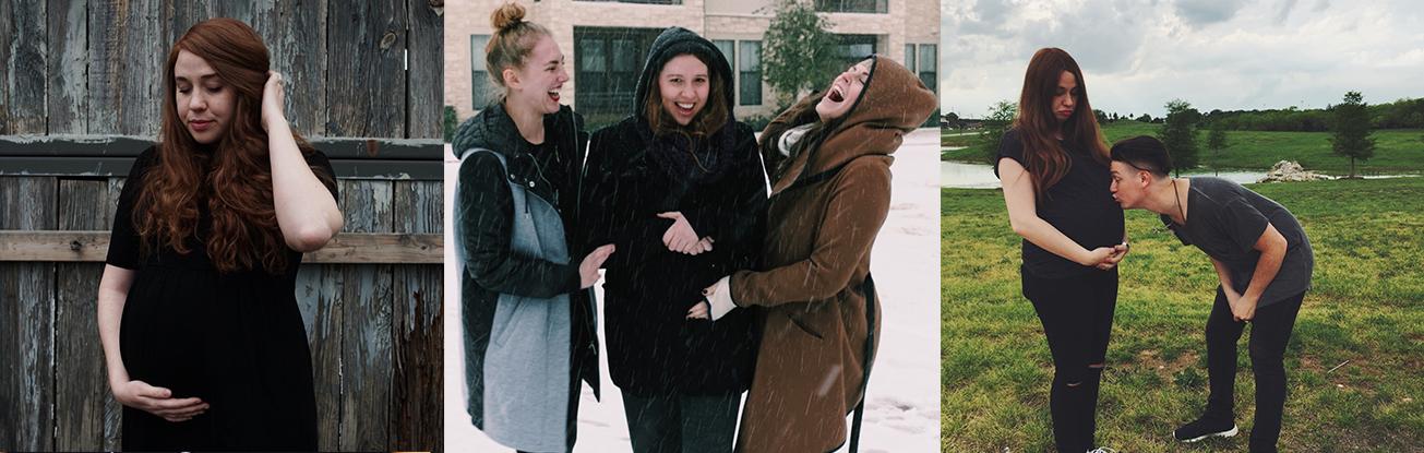 turning 24, snow days & church days