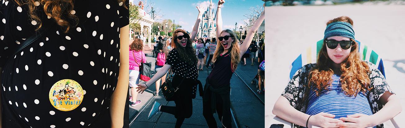 Disney World & beach days
