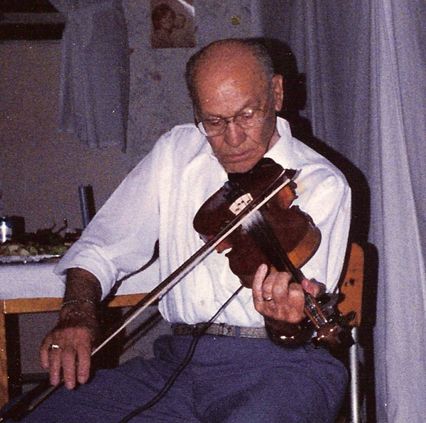 Jaddus Gallant, c. 1970 (collection of Faustin Gallant)