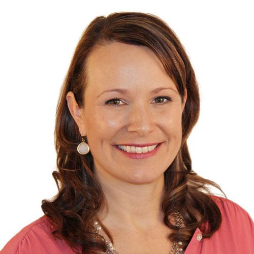 Sharon Dewar, PCI vice president