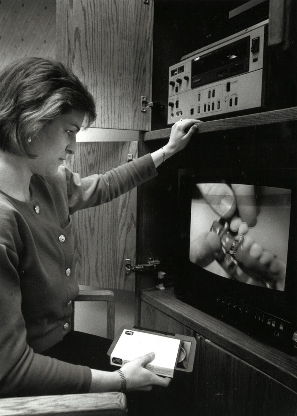 A PCI staffer in 1990