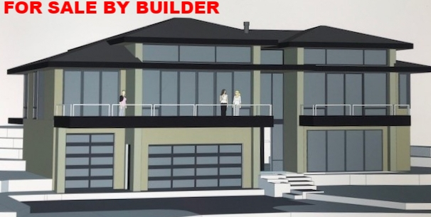 FOR SALE BY BUILDER