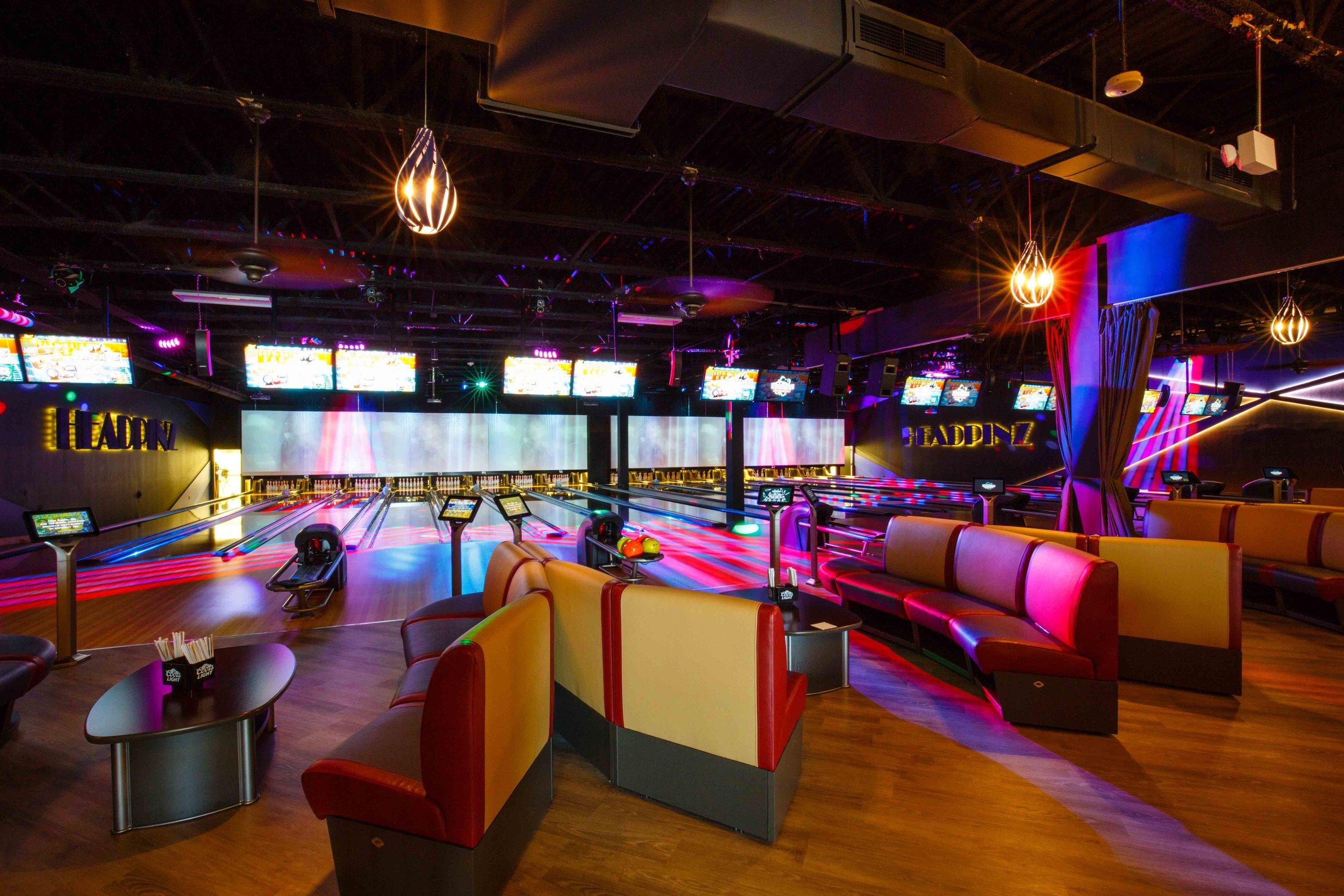 HeadPinz Entertainment - Fort Myers, Florida