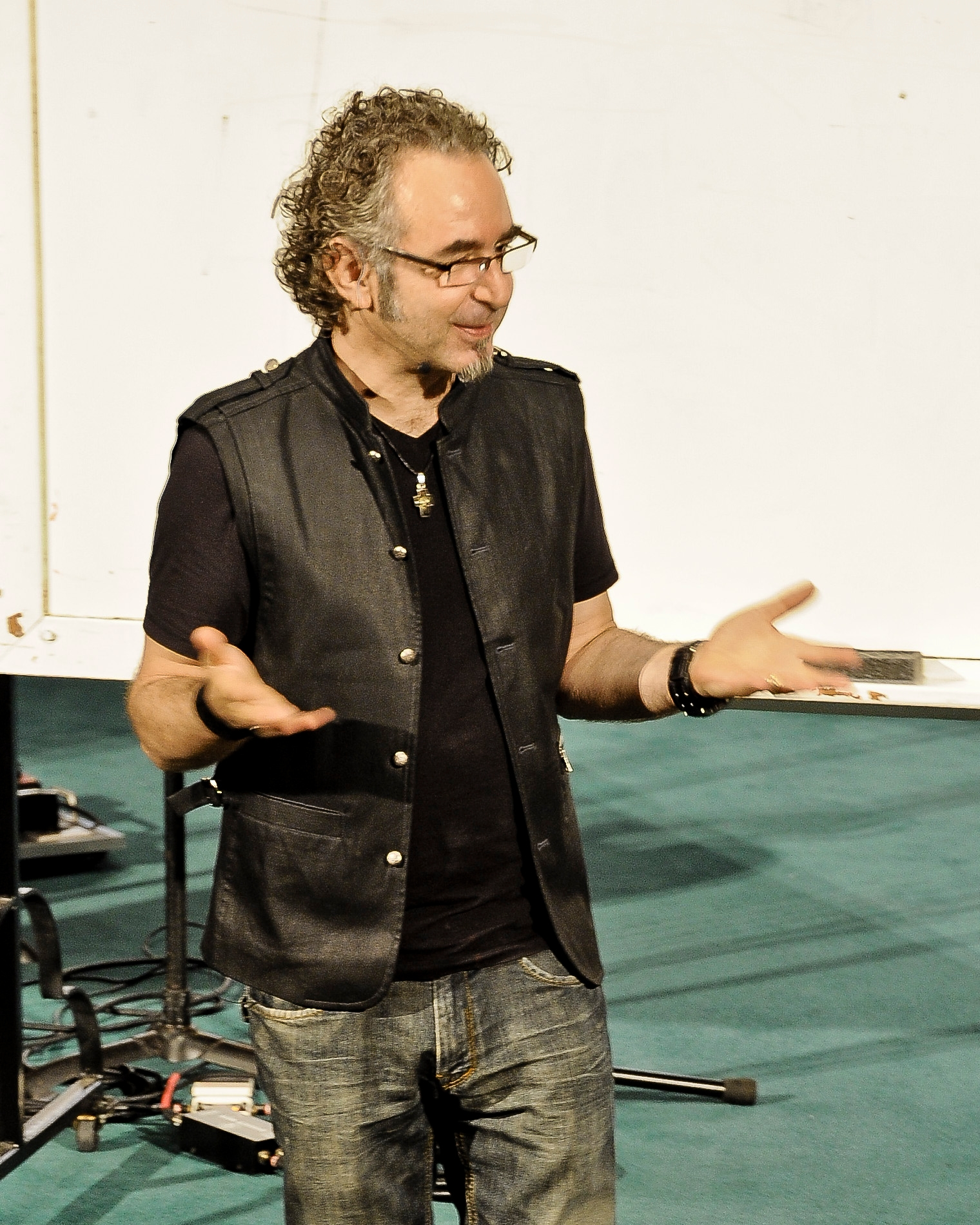 ALAN HIRSCH - Alan Hirsch is the founding director of Forge Mission Training Network. Currently co-leads Future Travelers, an innovative learning program helping megachurches become missional movements. Known for his innovative approach to mission, Alan is highly sought after thought-leader and key mission strategist for churches across the Western world. He is the author of numerous award winning books including The Forgotten Ways, The Shaping of Things to Come, The Permanent Revolution and 5Q. He and his lovely wife Debra hail from the land down under, but currently live in Los Angeles. You can follow Alan on Twitter here.