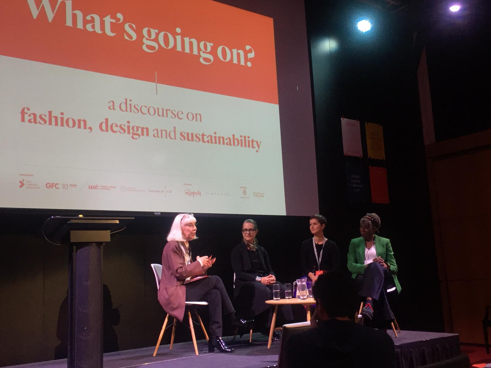 Sharing my perspective on the closing conference panel, alongside Angela McRobbie, Frances Corner and Baroness Lola Young.