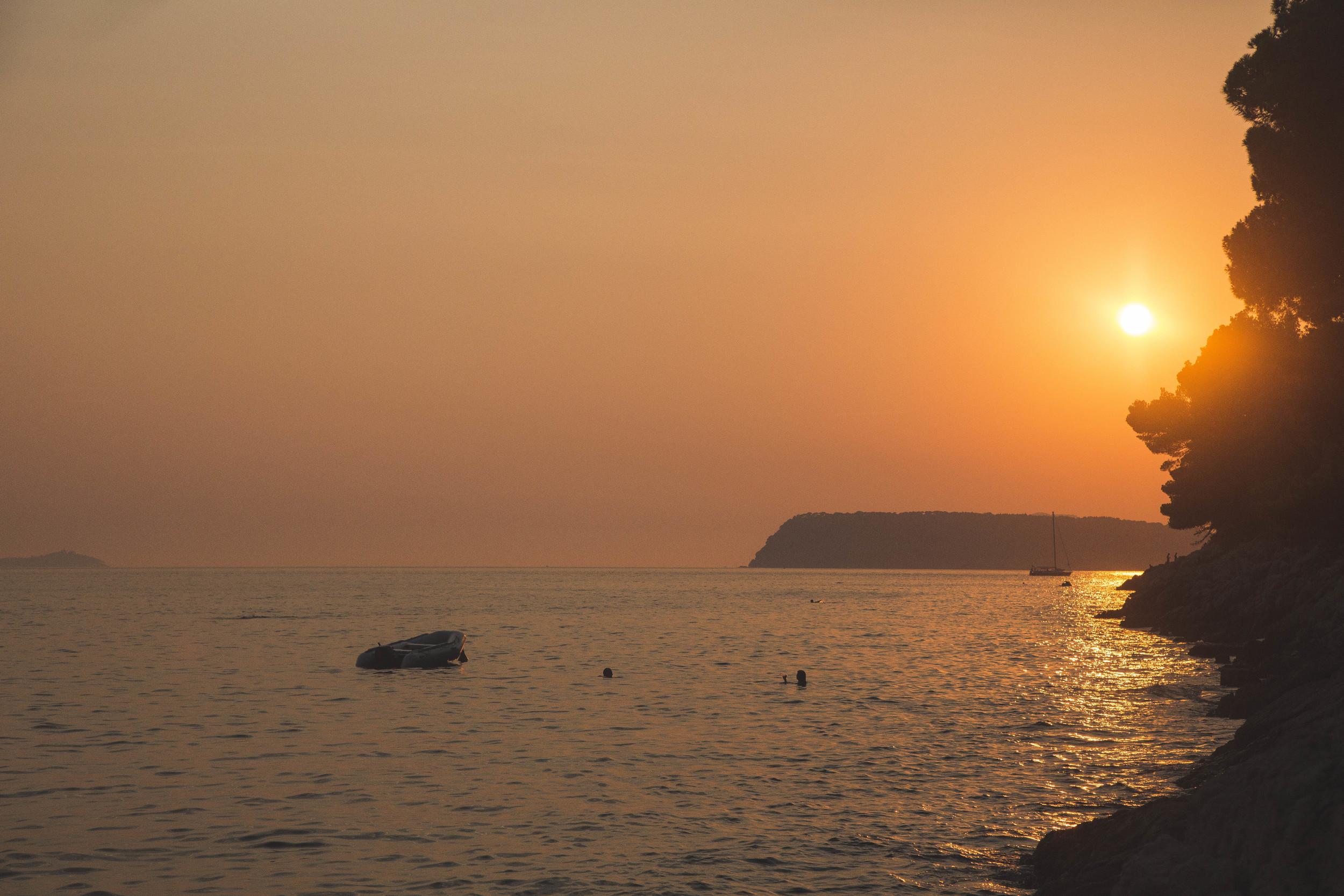 Dubrovnik - Sunset
