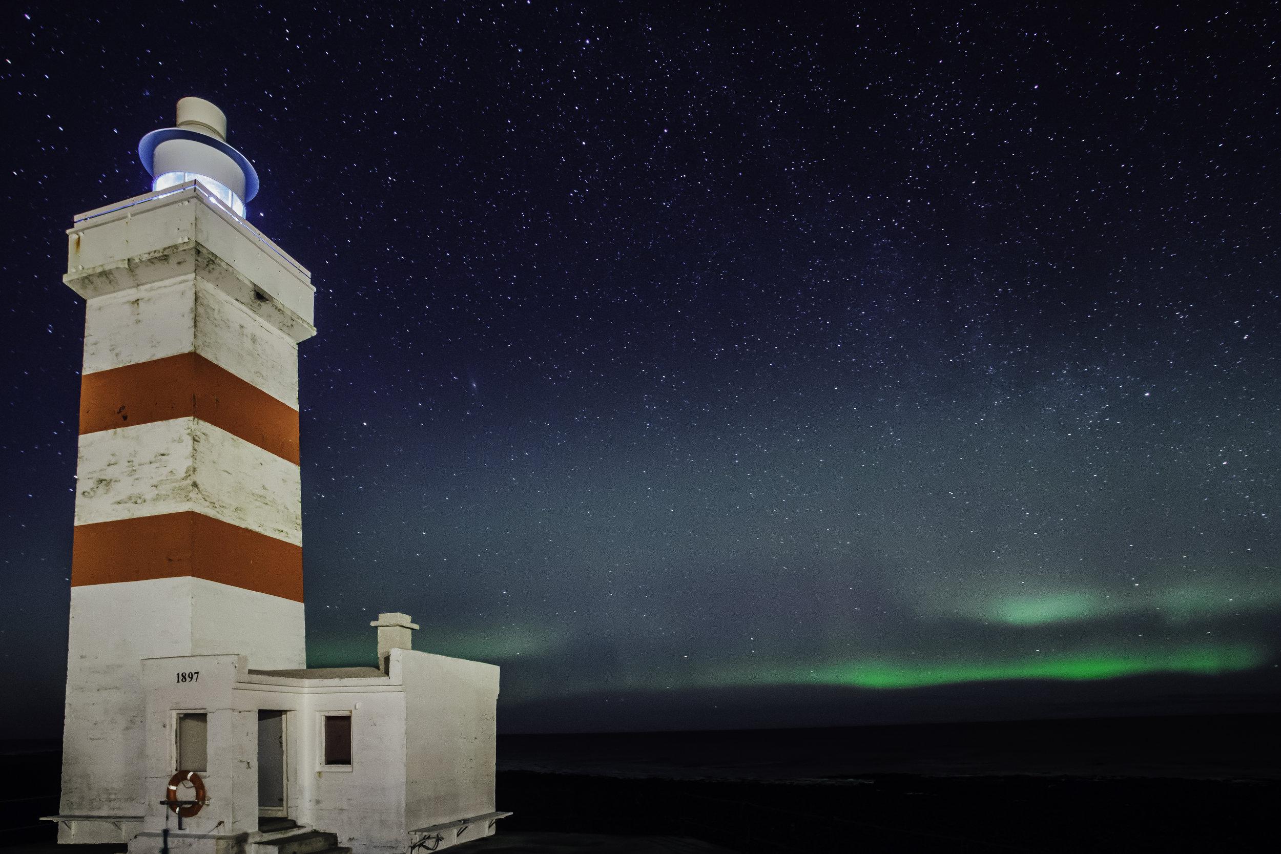 Gardskagaviti Lighthouse - 1