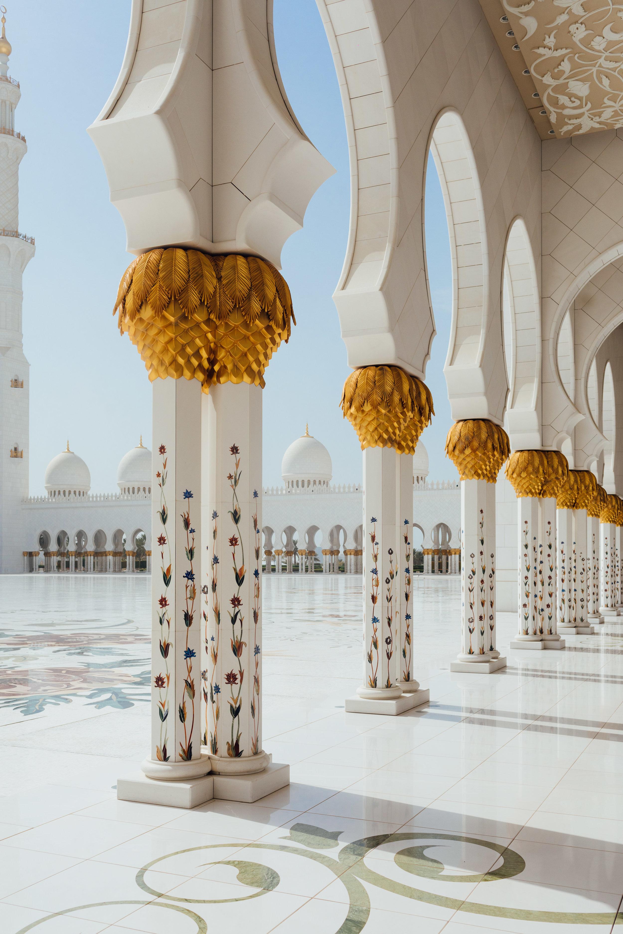 Sheikh Zayed Mosque - 2