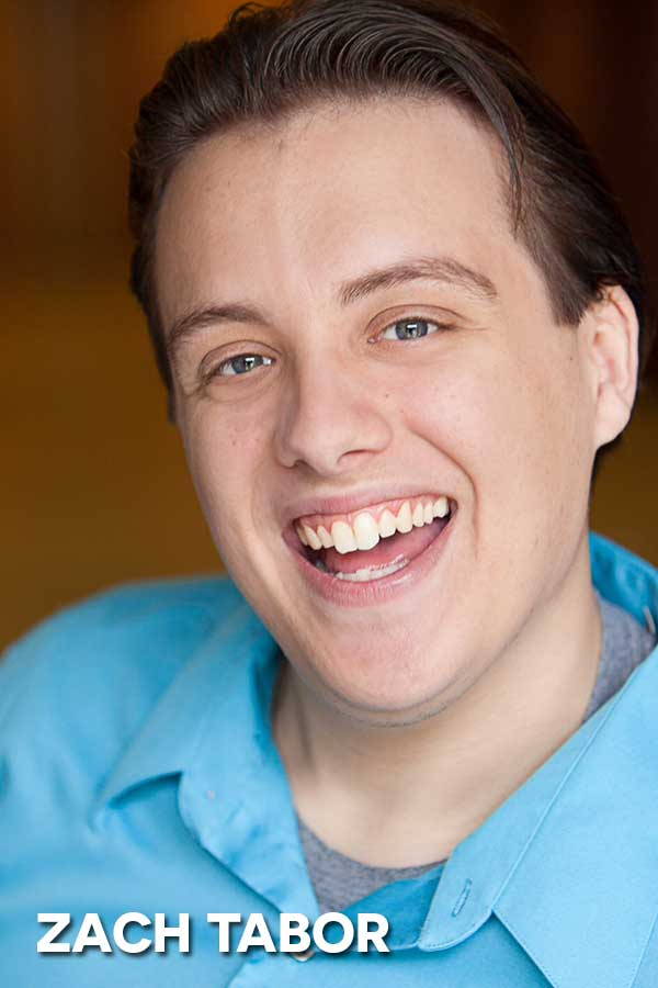 ZACH TABOR   is ecstatic for his second show in Chicago to be with this fun and diverse cast of El Stories 25. Zach recently received his BFA in acting from Ball State University and is proud to work with a company founded by members of his Alma Matter. Past credits include Rev. Hale (The Crucible), Mr. Feldzieg (The Drowsy Chaperone), and Glendower (Henry IV Part 1). He would like to thank his family and friends for their unwavering support.