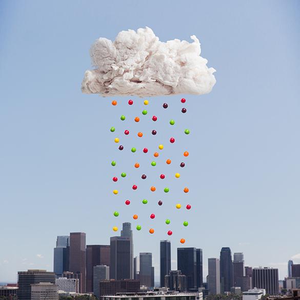 skittle cloud