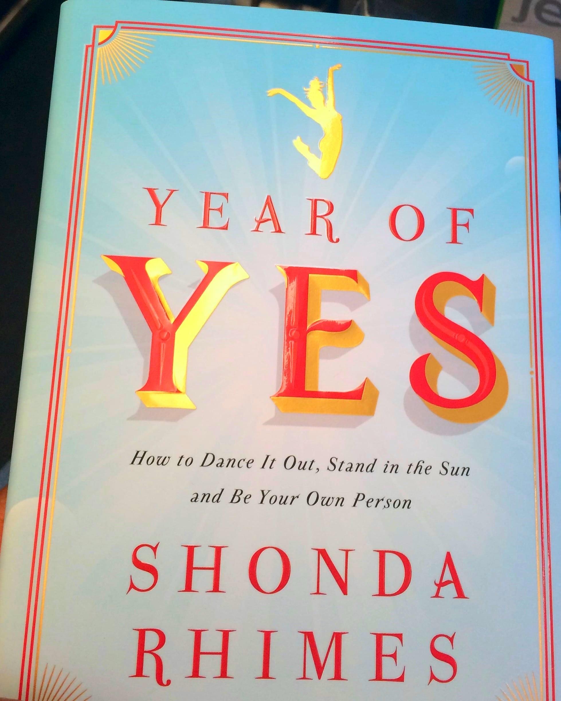 Got My Copy on Amazon! Year of Yes.JPG