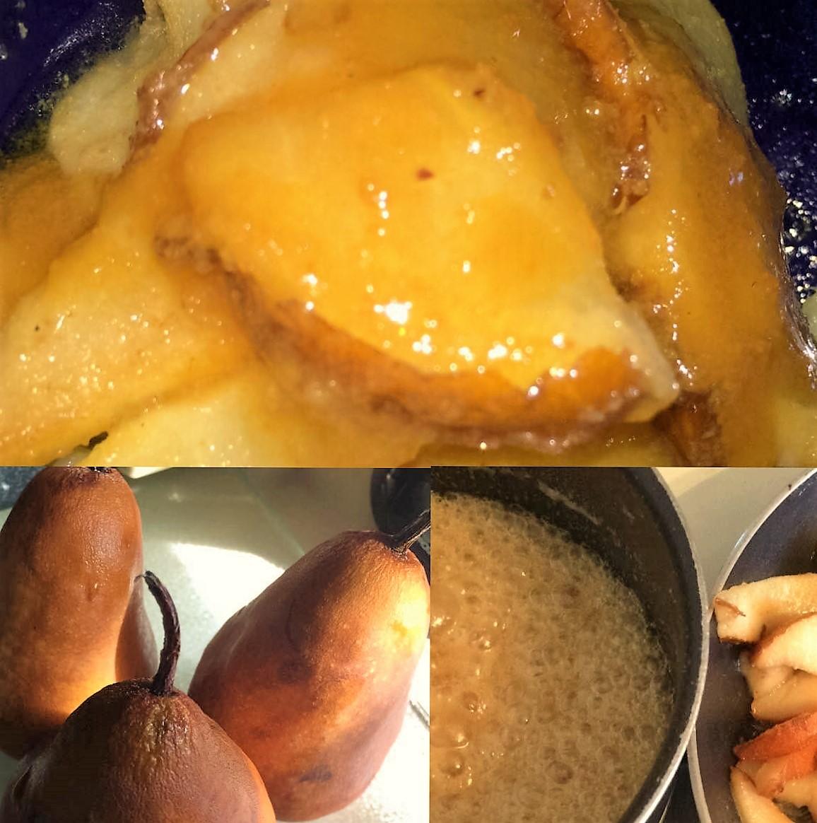 Caramel Pears 2016 - tev
