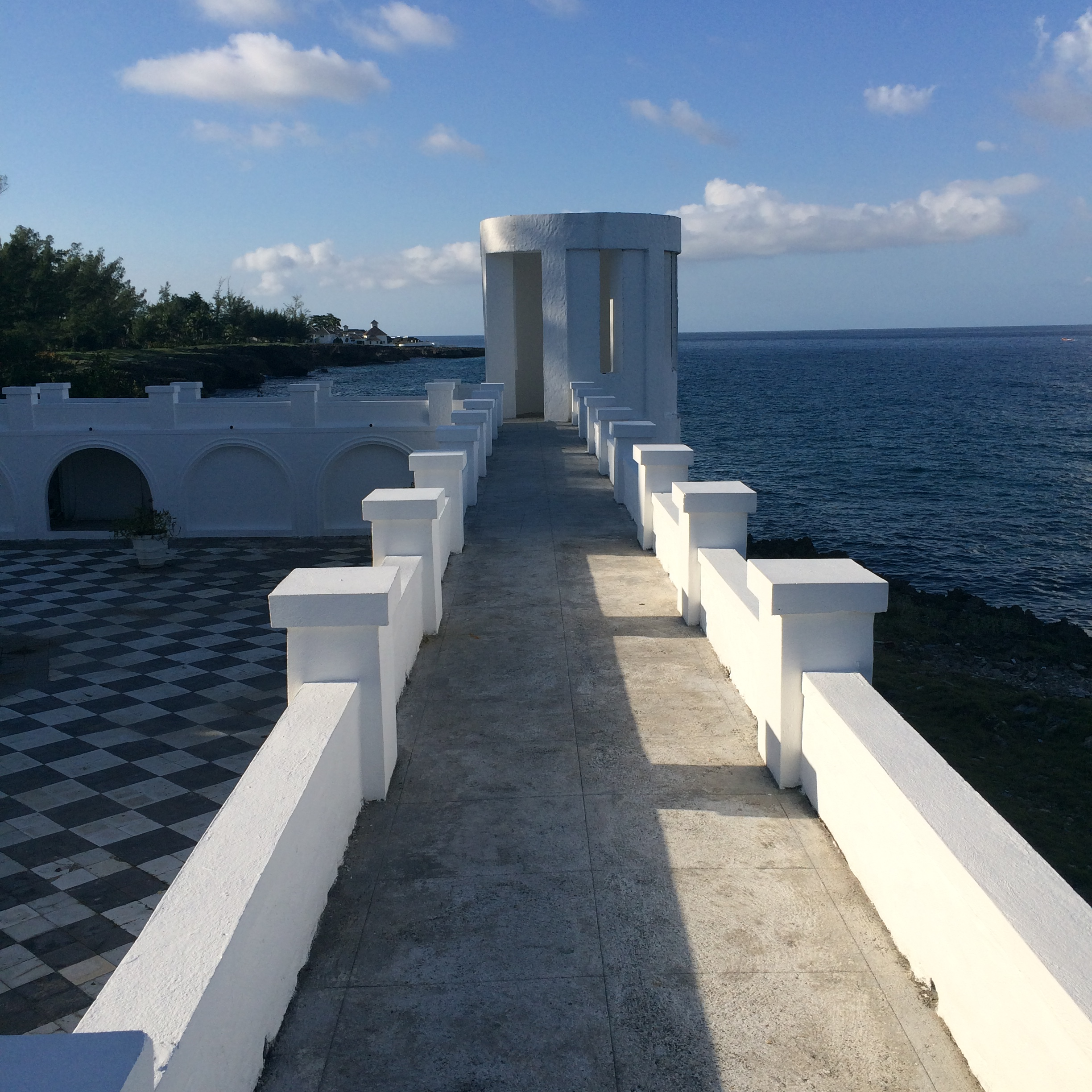 Photo by Tevra Francis - Trident Castle, Port Antonio, Jamaica