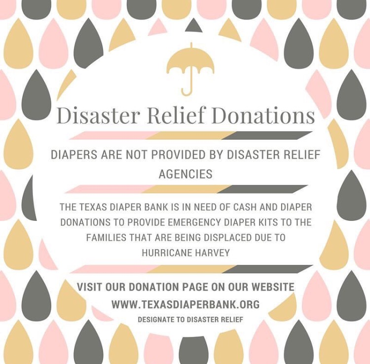 Donations Needed - Texas Diaper Bank
