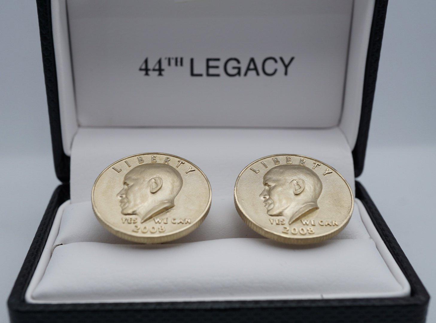 POTUS Cufflinks  - 44th Legacy