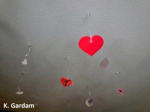 Ceiling Hearts