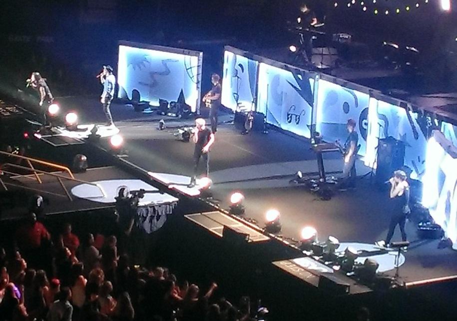 One Direction in Ottawa