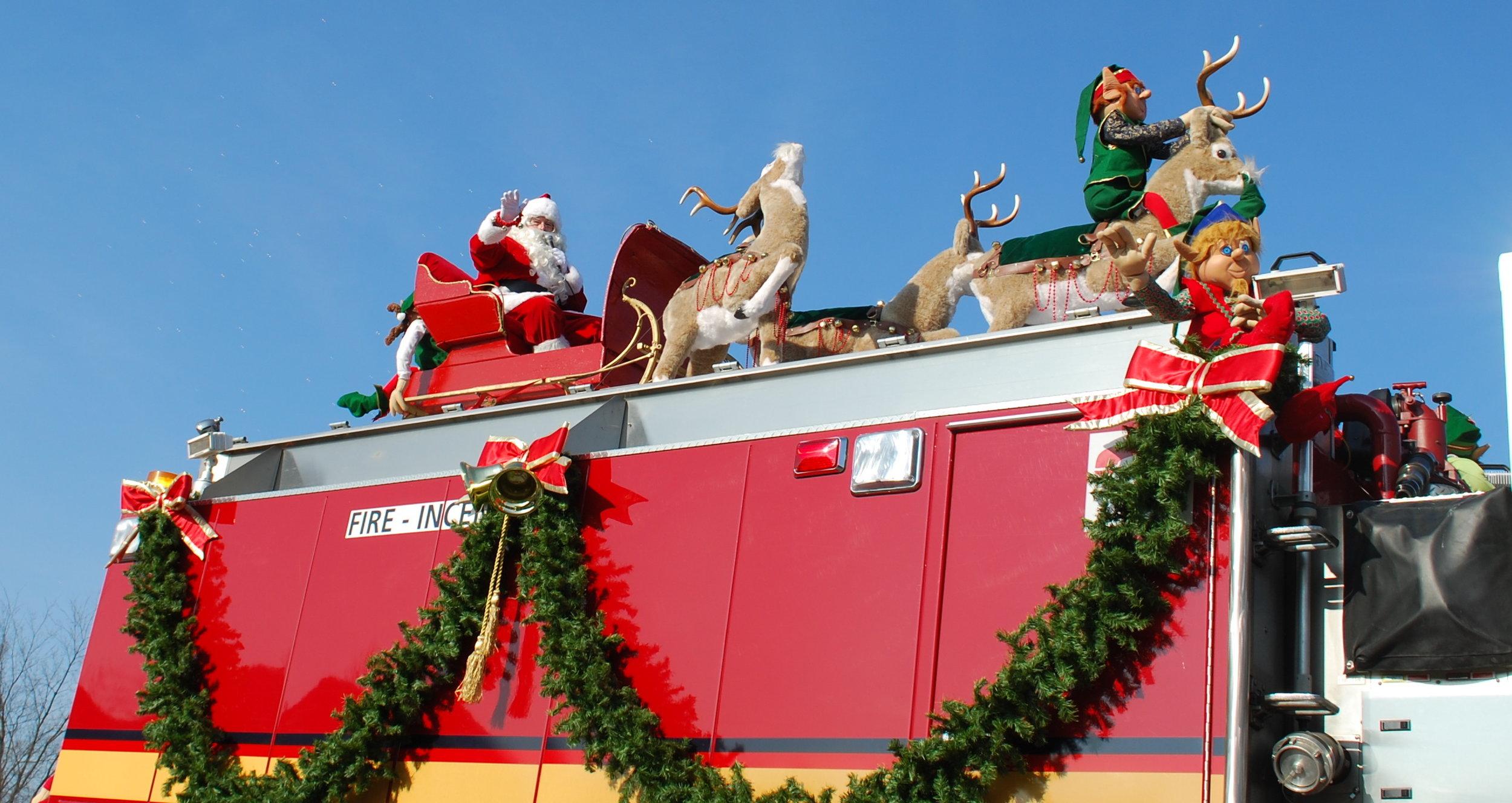 Santa Claus Parades in Ottawa