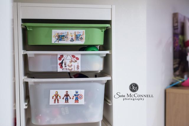 Unique toy storage ideas