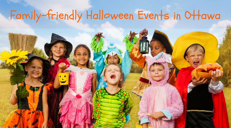 Family-friendly Halloween Activities in Ottawa