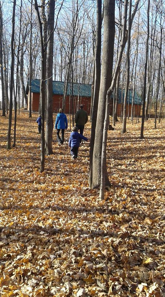Sugarbush Nature Walk in Vanier