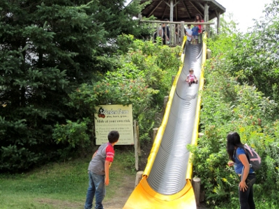Witch Mountain Slide