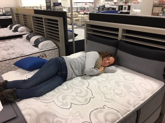 Shopping for beds