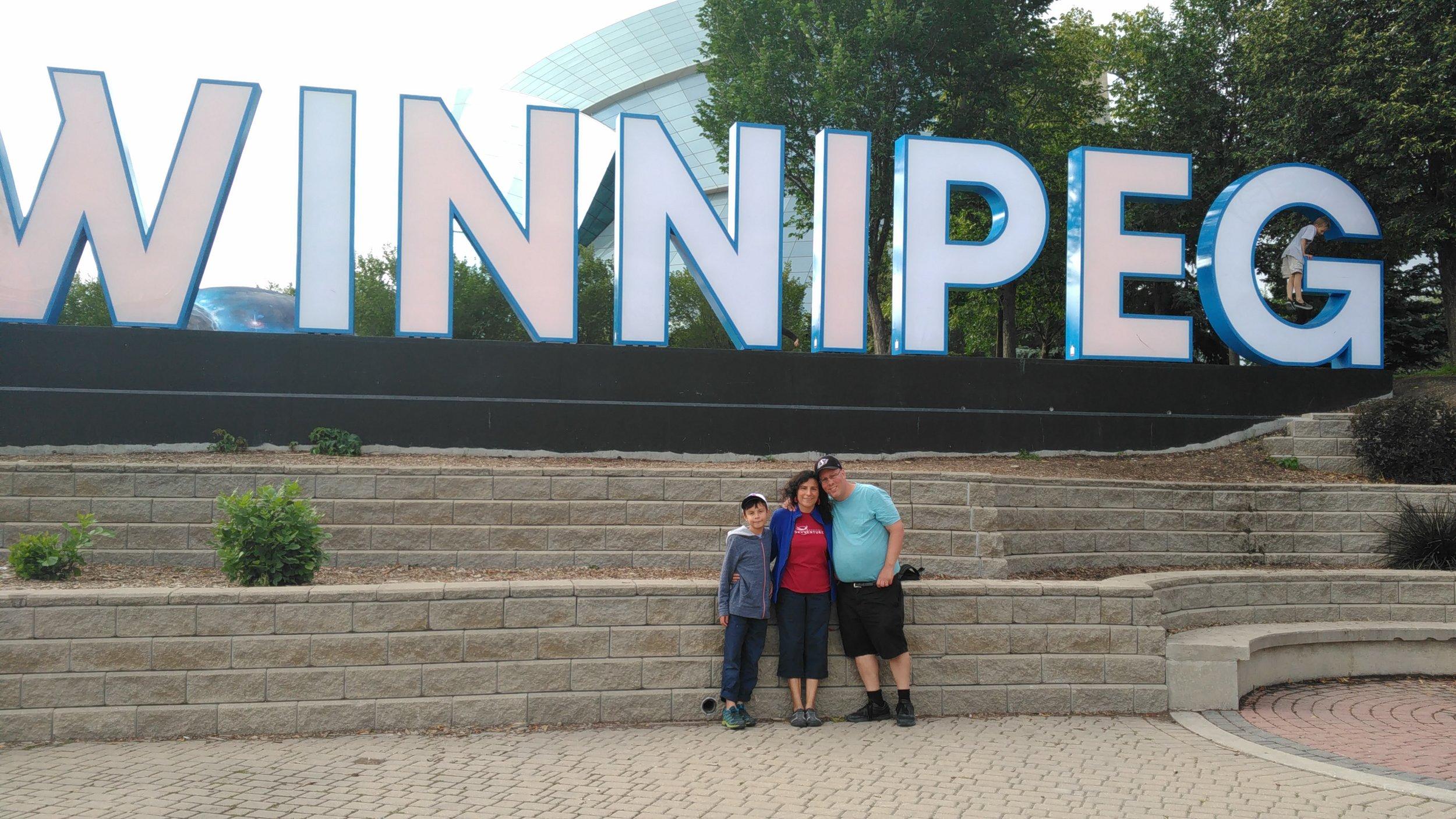 The Forks - Winnipeg