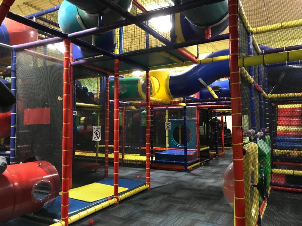 jungle-gym