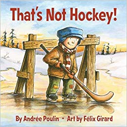 That's not hockey